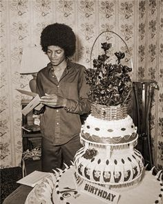 The 16th anniversary of Michael
