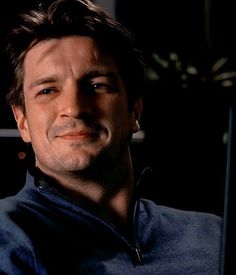 """firefly-who-loves-castle: Nathan Fillion is my hero and I think we both stand each other! Interesting fact: Nathan lost his hearing in 1973, and since that he is deaf in his left ear! Interesting fact [2]: I also lost my hearing at age of three, and now I'm deaf in my right ear. So, it's some kind of a pleasant feeling to know that your hero, your favorite actor and one of the funniest human beings has the same…""""superpower"""" as you. Back in my school years I was embarrassed to tell people ..."""