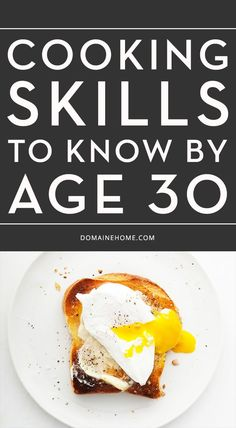 Essential culinary skills everyone should master for classic, everyday meals, and a world of roasting, grilling, emulsifying, and baking.