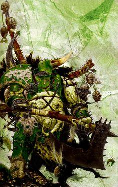 """Warhammer 40,000: Dawn of War - """"Кровь демона"""", Бен Каунтер"""