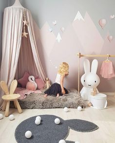 Miffy lampe, big girl bedrooms, girls bedroom canopy, little girl rooms