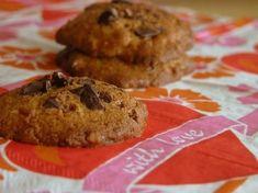Cookies au potiron
