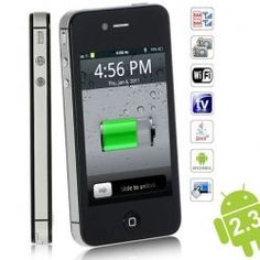 Android that looks like an iphone, yessss! hahaha the cheaper way! Pc Android, Dual Sim, Flashlight, Quad, Apple Iphone, Wifi, Smartphone, Collection, Products