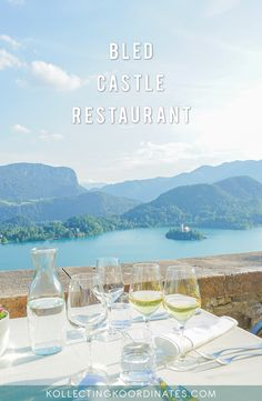 Bled Castle Restaurant #slovenia #foodie #bled #lakebled