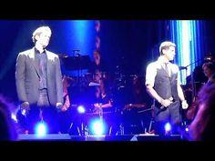 Il DIVO - Regresa a Mi (unbreak My Heart) -Vienna, Virginia - Wolf Trap (08/09/2012)