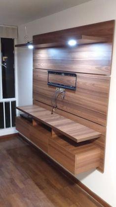 Tv Unit Interior Design, Tv Unit Furniture Design, Bedroom Furniture Design, Tv Unit Decor, Tv Wall Decor, Tv Cabinet Design, Tv Wall Design, Muebles Rack Tv, Tv Wanddekor