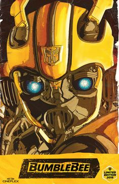 Return to the main poster page for Bumblebee ( of Transformers Bumblebee, Transformers Optimus Prime, Bumblebee Bumblebee, 30 Day Art Challenge, Sick Boy, Superhero Poster, Fiction Movies, Cultura Pop, Illustration