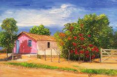 A Arte Do Meu Povo: Antonio Carneiro: O AKarneiro do Sertão Nordestino