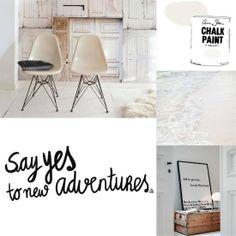 Old White Chalkpaint™ -Annie Sloan Chalkpaint | debestekrijtverf.nl