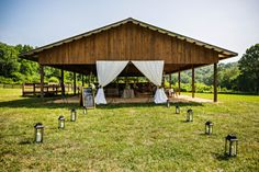 Guests would love this! Enjoy your wedding and reception at Springtree Farms. :)