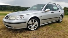 2002 SAAB 9-5 VECTOR MANUAL ESTATE - SILVER | eBay