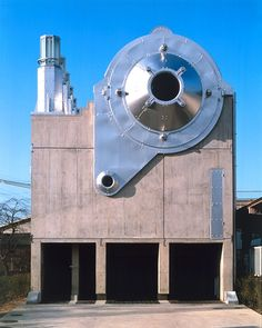 This web site is operated by Japanese Architect, Shin Takamatsu Architect and Associates Co. Modern Japanese Architecture, Public Architecture, Japan Architecture, Architecture Photo, Amazing Architecture, Futuristic Architecture, Mind Benders, Invisible Cities, Japanese Design