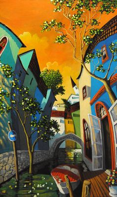 Miguel Freitas grew up in Lisbon, Portugal, later he moved to Toronto where he continued to study the fine arts exploring ways of expres...