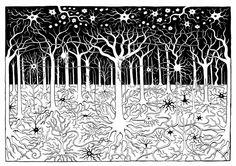 Neuroscience And Art Intertwine In This Brain-Bending Illustration Medical Illustration, Illustration Sketches, Digital Illustration, Art Sketches, Bio Arte, Brain Book, Ap Psychology, Science Geek, Chiaroscuro