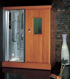 Luxurious Steam Sauna Shower Combination Buy Steam Sauna