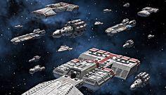 Traveller Fleet Image