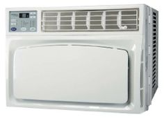 Soleus Air 10,200 BTU Window Air Conditioner with Remote Control, SG-WAC-10ESE-F, Flat Design by Soleus Air. $274.93. Rate Current: 8.6A. Dehumidify Capacity= 60 pints/day. Air Flow options; High-260CFM, Med-240 CFM, Low-220 CFM. Loss of Power protection with auto-restart. 24 Hour Timer. Experience Comfort with our Flat style Window Air Conditioner, with 10,200 BTU power to cool a 250 to 350  square foot room.   For increased efficiency and reliability we use  R-410A refrige...