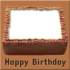 Happy Birthday Chocolate Photo Cake With Your Photo.Generate Chocolate Photo Cake Online.Best Choco Photo Cake With Custom Name Generator.Create Photo Cake Pics.Whatsapp DP of Photo Cake With Name.Online Cake Photo Pix Generator.Write Name on Photo Cake With Your Photo.Generate Your Photo Cake Picture Online With Name and Share on Whatsapp and Facebook.Edit Photo Cake Picture With Name and Photo Online.Edit Cake With Your Photo Online Free.Delicious Chocolate Photo Cake With Your Personal…