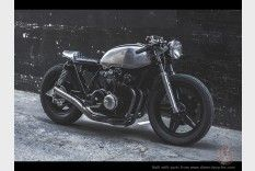 Kyle's 1981 Honda CB750