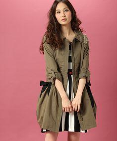 DOLLY GIRL BY ANNA SUI(ドーリーガール バイ アナ スイ)の予約会「ガーリーなスプリングコート&ワンピース」|詳細画像