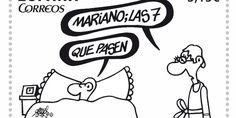 ¿Cuánto hace que no mandas una carta manuscrita o una postal? En cuanto veas el sello que Correos ha puesto en circulación este lunes te darán ganas de lanzarte a escribir una. Su dibujo es una viñeta de Mariano y C...