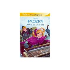 Frozen Chapter Book Find Title (Turtleback School Library Binding... ❤ liked on Polyvore featuring toys