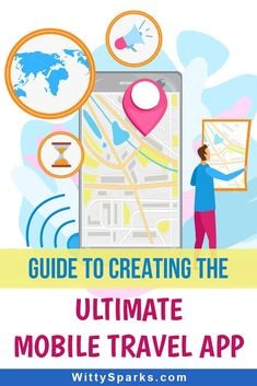 Guide to creating the ultimate mobile travel applications. Let us know what features make the mobile apps so popular with travelers. #travel #travelapps #apps #traveling #mobileapps #travelling