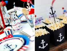 """From Sea to Shining Sea"" Themed 4th of July Party - Inspired By This"