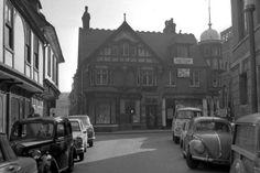Corn Exchange Street Cambridge Pubs, Honeymoon Night, City Streets, Past, Street View, England, Memories, History, World