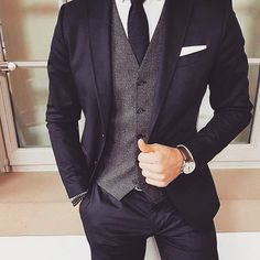 ♛ Men's Fashion . . . . . . . . . ________________________________________ [ #masculino ] [ #moda ] [ #modahombre ] [ #moda2018 ] [ #malemodel ] [ #guys ] [ #fashionista ] [ #modahombres ] [ #modaurbana ] [ #tendencias ] [ #repost ] [ #corbata ] [ #traje ] [ #camisa ] [ #suit ] [ #tie ] [ #gentlemen ] [ #businessman ] [ #fashion ][ #Urbanstyle ] [ #fashionrd ] [ #modaparahomens ] [ #modard ] [ #amazonseller ] [ #caballero ] [ #menswear ] [ #mensstyle ] [ #nyc ] [ #menssuits ] [ #mensfashi...