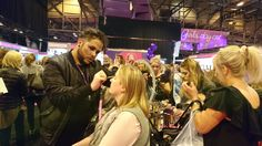 Urban Decay at Girls Day Out Show 2016.