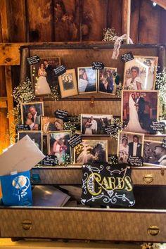 Unique Wedding Guestbook