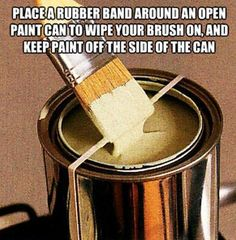 Interesting idea . . . it would have to be a really big rubber band though