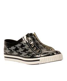 Loving this däv Slate Rain Sneaker
