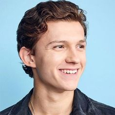 When people say, fuck Tom Holland. Yes please