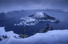 "Caldera Storm - <a href=""http://www.alexnoriegaphotography.com/NorthwestWorkshop"">Ultimate Northwest Photo Adventure 2016</a> <a href=""http://www.alexnoriegaphotography.com/WhitePocketWorkshop"">White Pocket Photo Tour 2016</a> <a href=""http://www.alexnoriegaphotography.com/PrivateWorkshops"">Private Workshops and Tours</a> <a href=""http://www.alexnoriegaphotography.com/PostProcessingInstruction"">Online Processing Instruction</a>  A unique look at Wizard Island as a snowstorm rolls in over…"