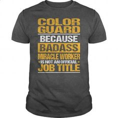 Awesome Tee For Color Guard #Tshirt #fashion. BUY NOW => https://www.sunfrog.com/LifeStyle/Awesome-Tee-For-Color-Guard-132495000-Dark-Grey-Guys.html?60505
