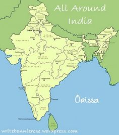 All Around India: Orissa. In Exploring with Jake, Jake learns about one of the most dangerous places to be a Christian in India, the state of Orissa. Join him as he learns how to pray for the people there.