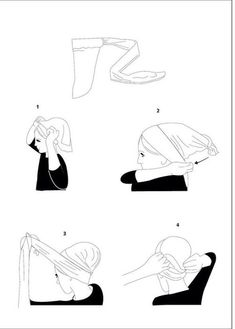 Best 11 Tying instructions for a Tichel. Different colors available Bandana, Clothing Patterns, Sewing Patterns, Turban Hijab, Turban Style, Diy Hat, Scrub Hats, Headgear, Scarf Styles