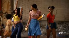 Based on the trailer, we predict that you'll want to wear most of what you see in The Get Down.