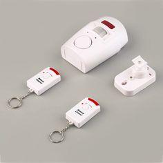 2017 NEW 105db New Pir Motion Sensor Home Shed Burgular Alarm System Wireless Security Kit High Quality !!! #Affiliate