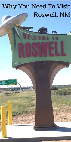 Why You Need To Visit Roswell, NM? This list of things to do in Roswell, NM is a great place to begin if you are looking for fun things to do as a family on your next road trip! New Mexico Road Trip, Travel New Mexico, New Travel, Travel Usa, Alaska Travel, New Mexico Vacation, Travel Tips, New Mexico Style, Alaska Cruise