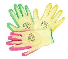 Womanswork 440 Weeder Garden Gloves 3-pack Womens Sizes S,M,L Gardening Weeding #Womanswork