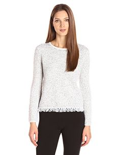 Theory Women's Vendla T.Inlay Tweed, White Mix/Strip, S T... https://smile.amazon.com/dp/B01M2WKJ8J/ref=cm_sw_r_pi_dp_x_BdlVybNBJQ671