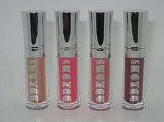 BUXOM ~ very shiny, sparkly lipgloss that plumps my lips without setting them on FIRE!