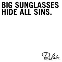 sunglasses quotes So not true at all. Jesus is the only thing that can hide away our flaws and imperfections and he is the only one that gives us everlasting love. he cries when we cries and he is our everlasting God Quotes To Live By, Me Quotes, Besties Quotes, All Sins, Youre My Person, Word Up, Thats The Way, Fashion Quotes, Story Of My Life