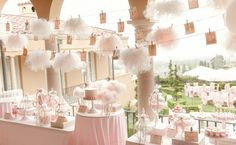 """Q&A Interview with Sunny Ravanbach of Ravanbach """"Baby's first birthday: Party planning tips for the ultimate baby bash"""" Birthday Party Planner, First Birthday Themes, First Birthday Decorations, Baby First Birthday, Baby Shower Decorations, First Birthdays, Birthday Ideas, Ballerina Baby Showers, Ballerina Party"""