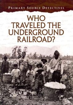 How do we know about the slaves who escaped using what is known as the…