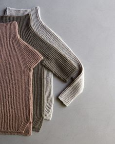 Twisted Rib Pullover | Purl Soho - Create