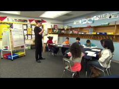 Complete Lesson Modeling Close Reading of Short Texts - YouTube